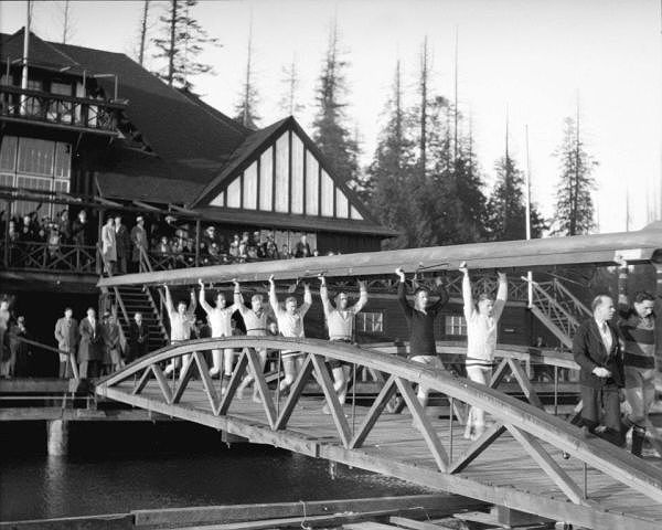 Vancouver Rowing Club 1930