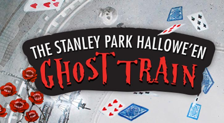 The Stanley Park Halloween Ghost Train