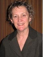 2009 Honouree Annalies Camfferman