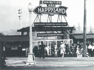 Hastings Park Happyland