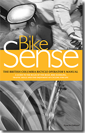 Download the BikeSense guide to cycling