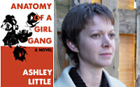 2014 Book Awards finalist Ashley Little