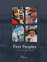 Cover of First Peoples - A Guide for Newcomers