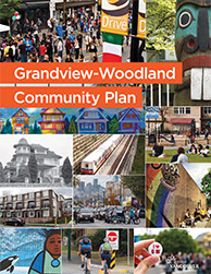 Grandview-Woodland Community Plan front page