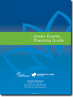 Get the Green Events Planning Guide