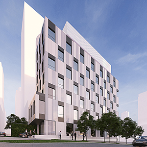 Rendering of 825 Pacific St
