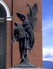 Angel of Victory (1921), by Couer de Lion MacCarthy