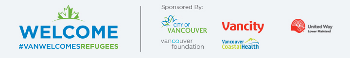 The April 21, 2016 forum is sponsored by the City of Vancouver, Vancouver Foundation, Vancity, Vancouver Coastal Health, and United Way Lower Mainland