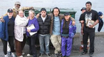 Community monitors in the Downtown Eastside