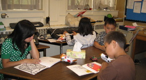 First Nations Homework Club at Lord Strathcona Elementary School