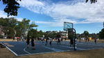 Kits Beach basketball courts