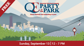 QE Party in the Park