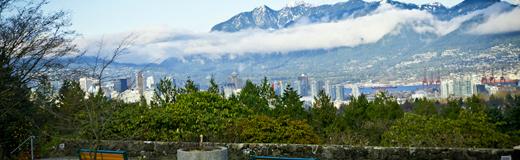Queen Elizabeth Park City Of Vancouver