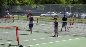 Stanley Park Open kids event