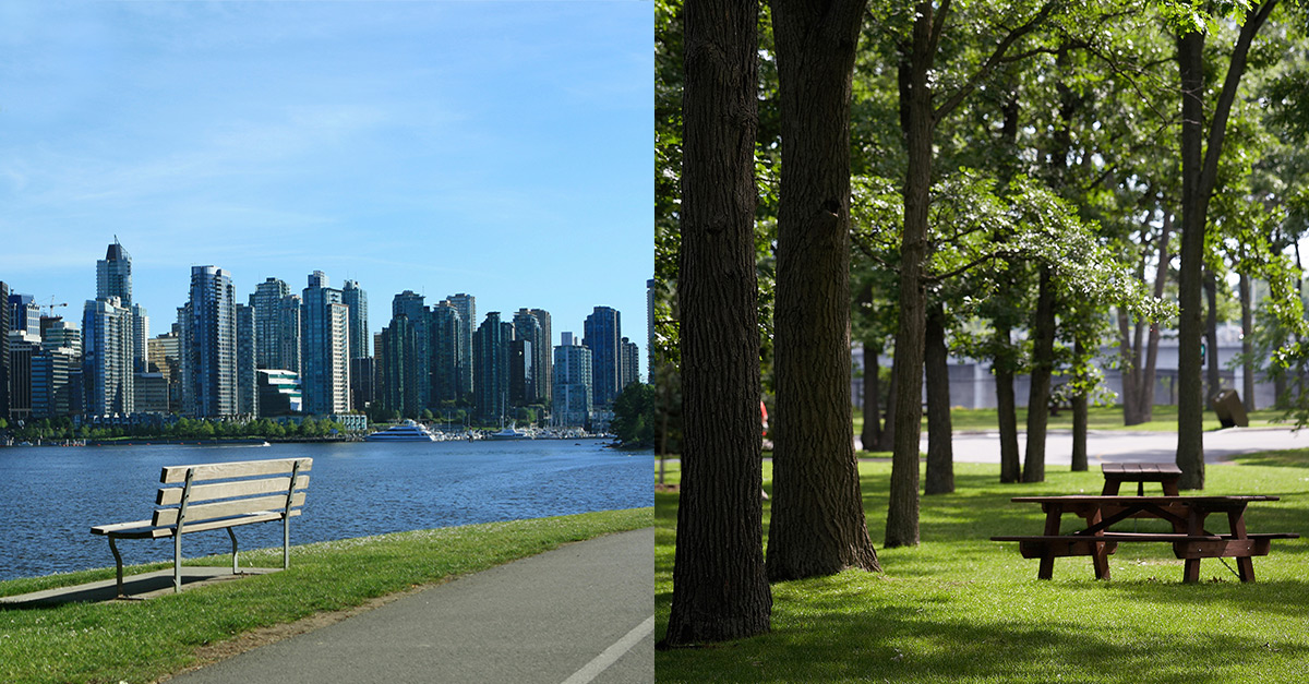 Dedicate A Park Bench Or Picnic Table City Of Vancouver