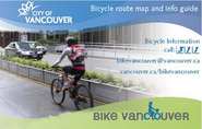 Download the City's Bike Vancouver map
