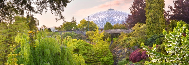 Bloedel Conservatory City Of Vancouver