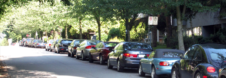 Residential parking permits | City of Vancouver