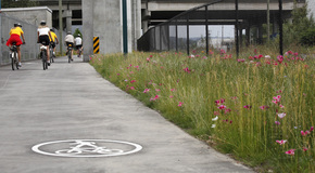 Green Streets and Greenways in Vancouver