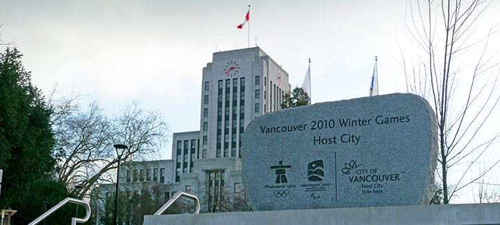 civic honours awarded by city council city of vancouver
