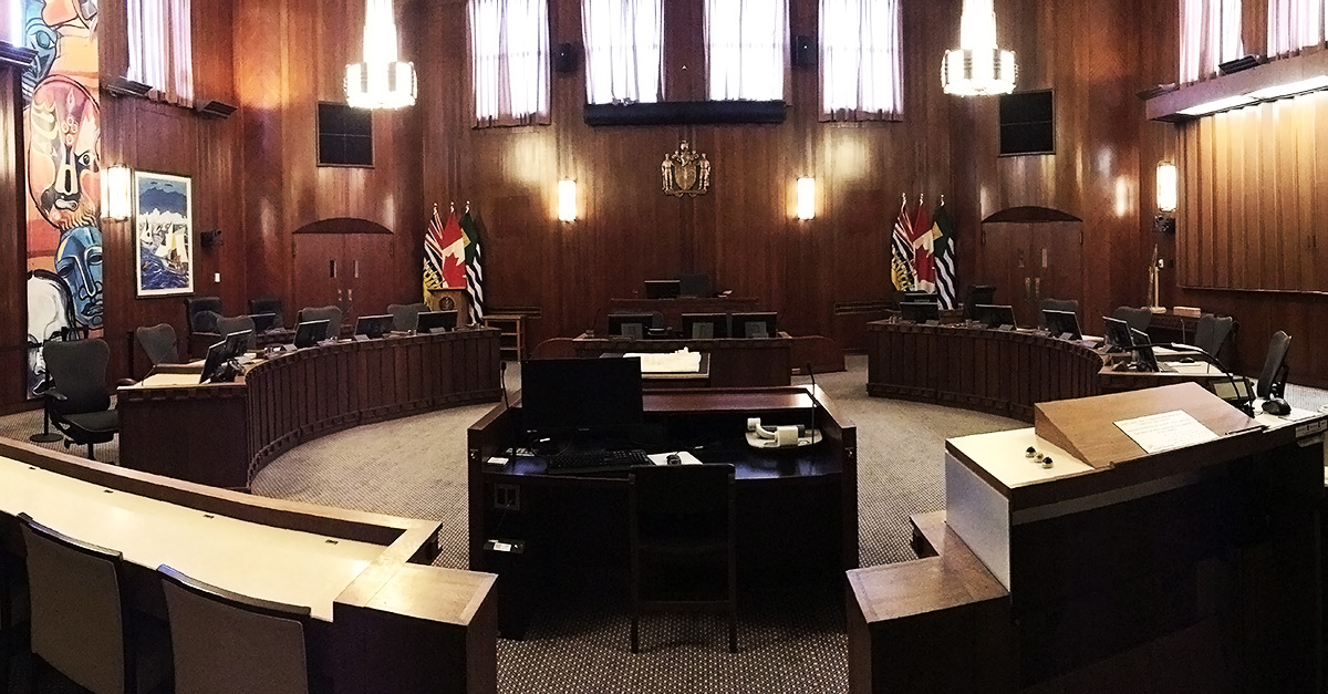 Speak At A City Council Meeting City Of Vancouver