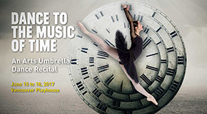 Poster for Dance to the Music of Time