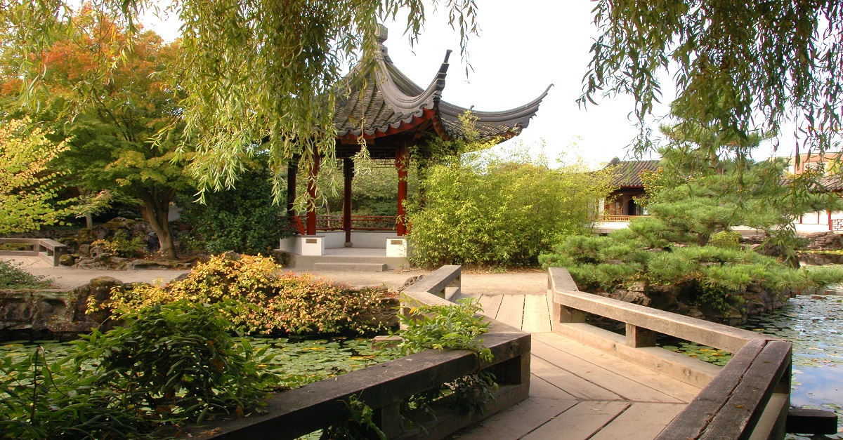 Dr Sun Yat Sen Classical Chinese Garden City Of Vancouver