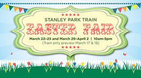 Easter Train 2018