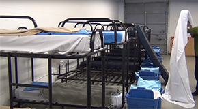 Province and City of Vancouver partner to provide winter shelters