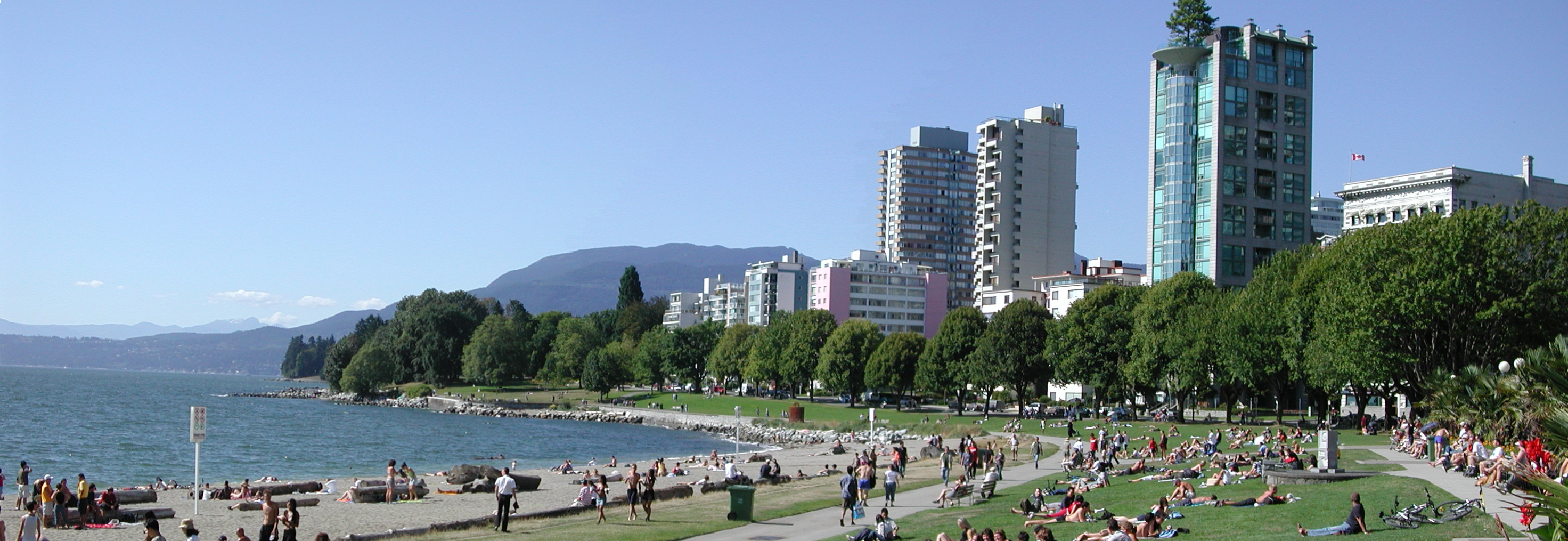 City Park Water And Skate Park Kelowna Bc