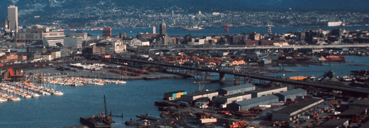 False Creek in 1975