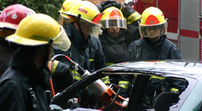 Youth Outreach Academy auto extrication