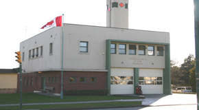 Fire hall number five