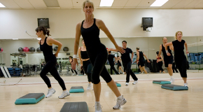 Fitness classes at Vancouver Community Centres