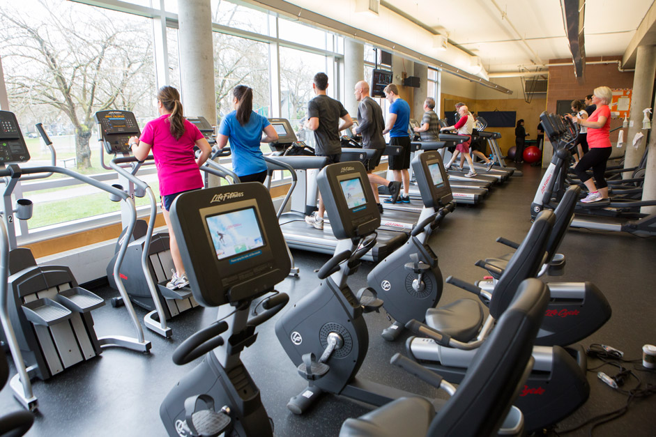 Fitness centres city of vancouver