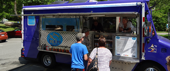 Food Cart Feastro the Rolling Bistro