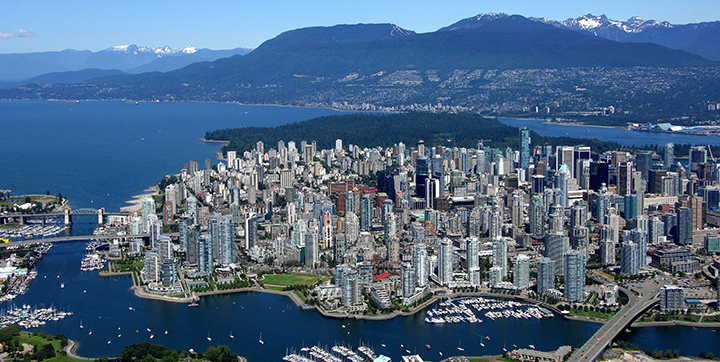 Exploring Vancouver in Two Days