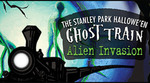 Stanley Park Railway Ghost Train