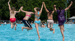 Get ready for summer! Enjoy Vancouver's heated outdoor pools