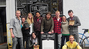 Vancouver Tool Library, recipient of a green grant