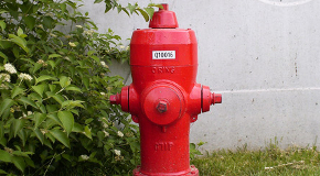 The City of Vancouver maintains 6,200 fire hydrants.