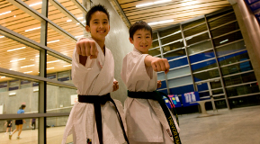 Martial arts and self defense at Vancovuer Community Centres