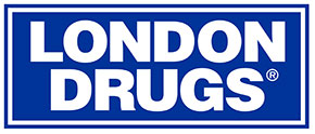 London Drugs logo with the words: London Drugs