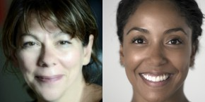Profile images of Artemis Gordon and Livona Ellis