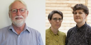 Profile image of Bryan Newson, and Helen Reed and Hannah Jickling