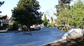 Mount Pleasant skateboard park