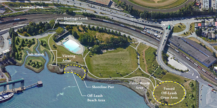 New Brighton Park Shoreline Restoration