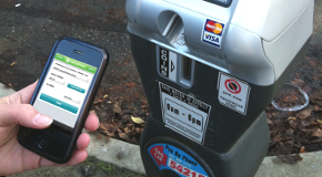 Pay Vancouver parking meters using your smartphone.