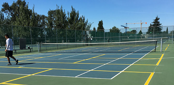 Pickleball City Of Vancouver