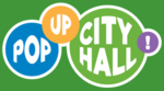 Pop-Up City Hall logo